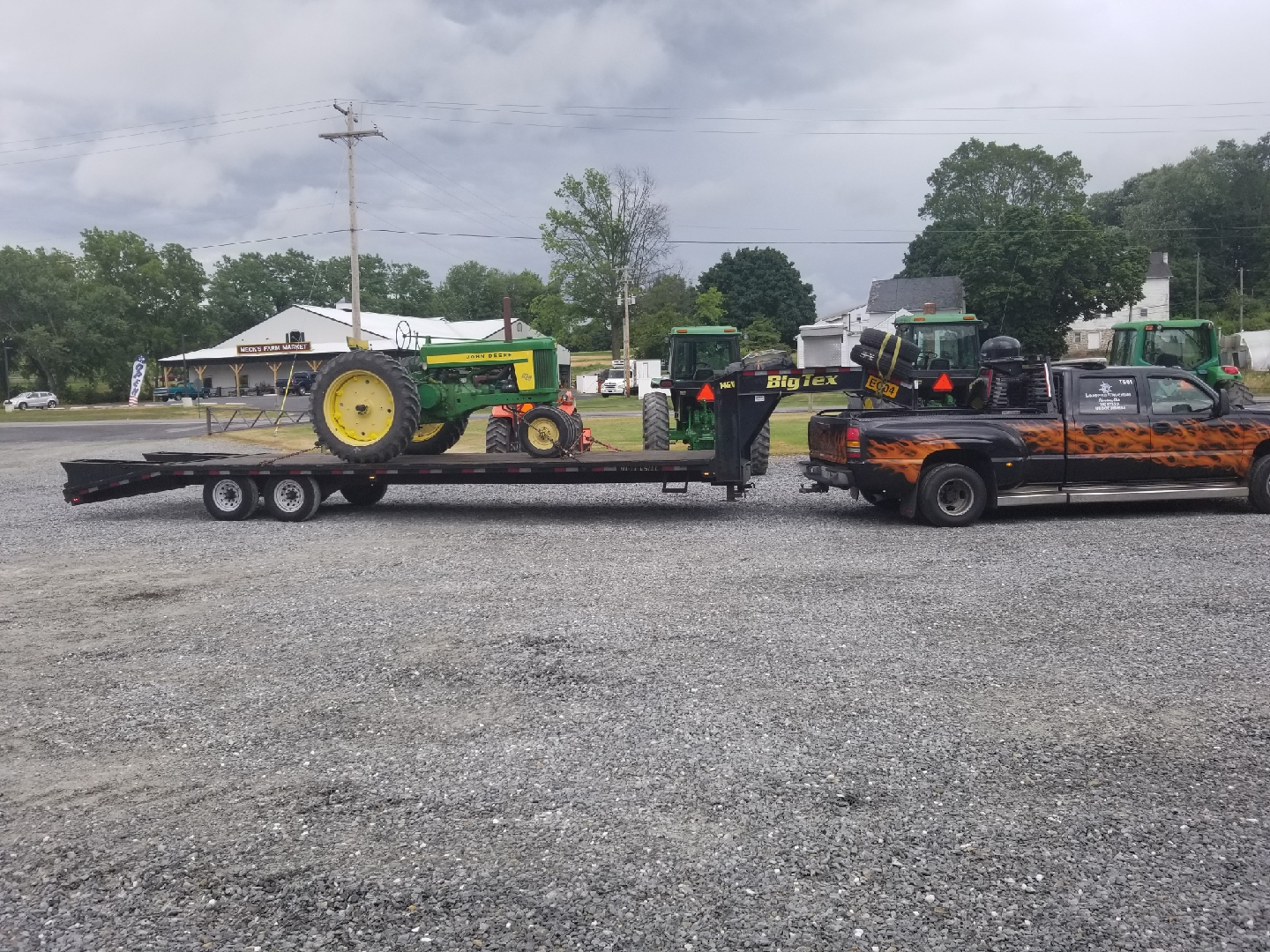Tractor Shipping Services | Hauling Tractors in all 50 States